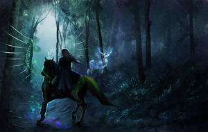 Event: Search for Hyacia - Extended by Katiish