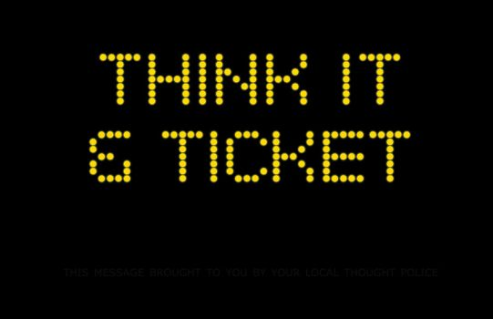 Think It and Ticket by Johnusd