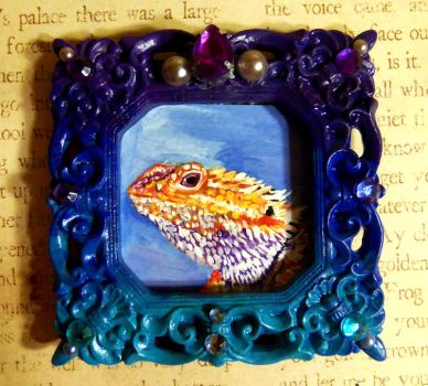 Hand Painted On Funky Frames Deviantart