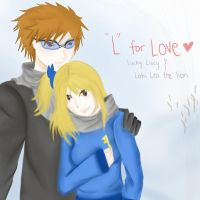 Fairytail:L stands for Love by moonlight-fox