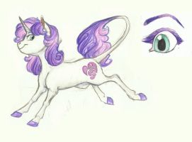 Headcanon- Sweetie Belle by Earthsong9405