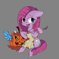 Happy Halloween  by WindyMils