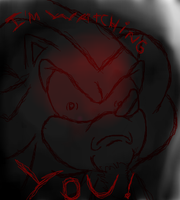 shadow is watching you by flamez777