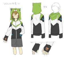 Voltron jacket by CATGIRL0926