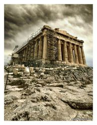 Parthenon by Ashale
