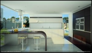 Personal Kitchen 1 by diegoreales