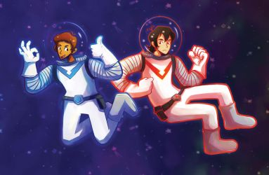 Spaceklance by relemenopy