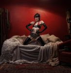 Red Wall Series - Crystalyze by mastertouch