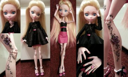 Monster High Custom, Dylan by simplysteffie
