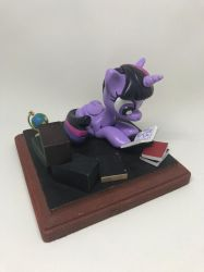 Twilight Sparkle: Deluxe Princess Edition by CadmiumCrab