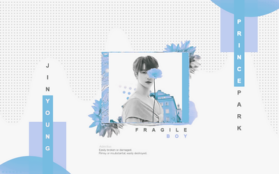 FRAGILE BOY - EDIT JINYOUNG (GOT7) // HANNAK by hannavs999