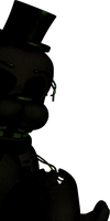 Golden Freddy In FNAF 3? by StoryOfTwo