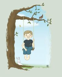 .: Swing time :. by melimelo