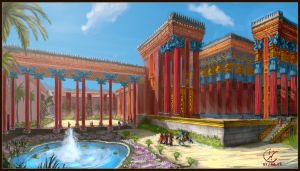 The Ancient Capital of Persia by IRCSS
