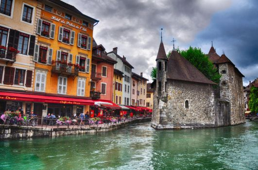 Annecy by SnowPinappleYeah