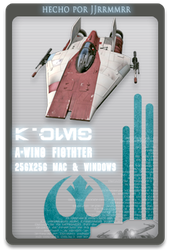 A-wing by jjrrmmrr