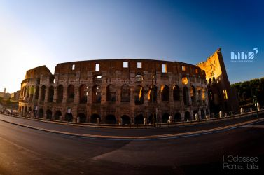 Colosseum Panorama by N1cn4c