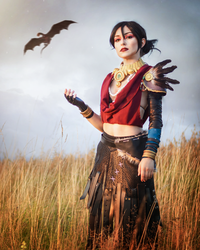 Dragon Age by star-nacho