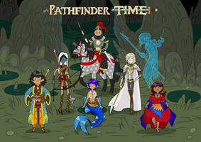It's Pathfinder Time! by ArtistMeli
