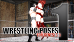 Genesis 3 Wrestling Pose Pack #1 (Updated) by sedartonfokcaj