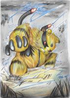 Electivire by Amer97