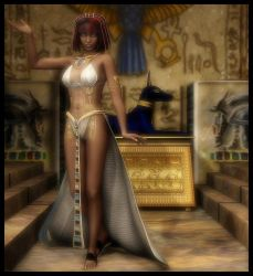 Egyptian 1 by Poser4U