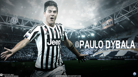 Paulo Dybala Wallpaper By Mostafarock On Deviantart