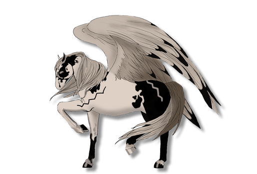 paintPegasus by musickgirl