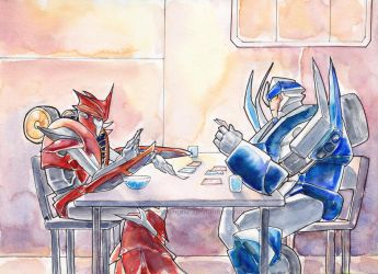 Playing Cards by The-Starhorse