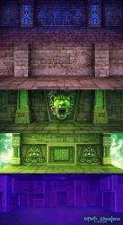 Combat Background 02_Infinite Adventures by CiCiY
