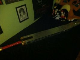 Buster Sword Complete by DevinjKaibaSixx