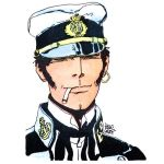 Corto Maltese by Paullian