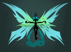 The Queen of Changelings by Underpable