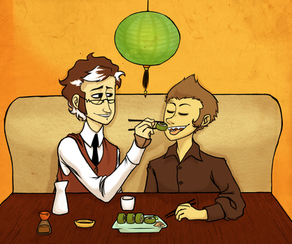 Sushi -PlesVes- by a-song-unsung