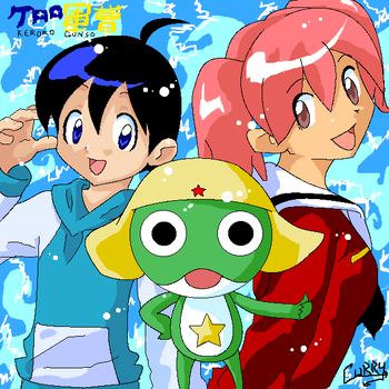 keroro gunso? by curry23