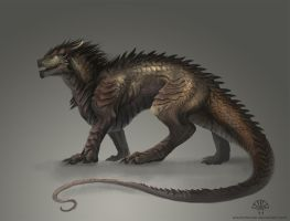 Raygon by AlectorFencer