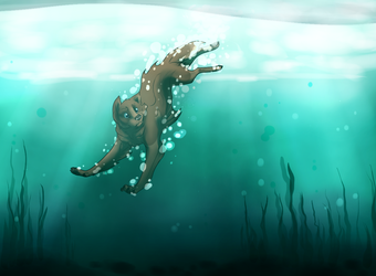 FELVARGS | Sulien 264 | Quest : The Depths by MissAlmighty