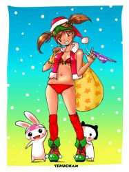 HAPPY CHRISTMAS :colored by Teruchan