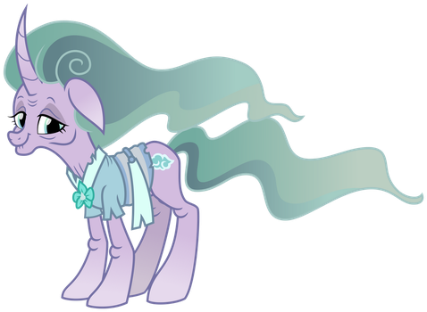 Elder Mistmane - Element of Beauty by cheezedoodle96
