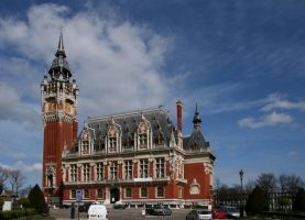 City hall Calais by UdoChristmann