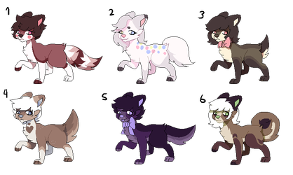open 4/6 100 point pixel adopts by Starry-Chevalier