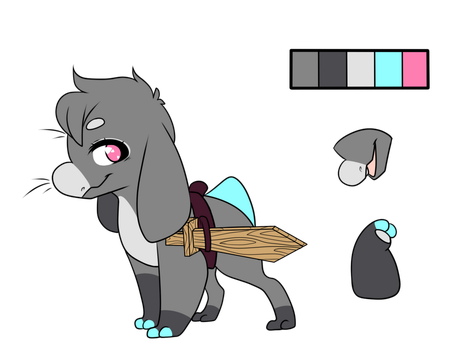 + Shiverly Reference Sheet + by KillerLillers