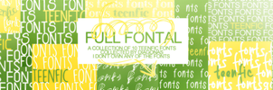 RESOURCES | full fontal by Diagonas