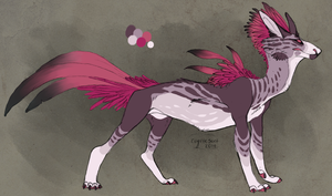 Creature AUCTION.02 (closed) by CoyoteSoot