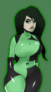 Shego by 5ifty