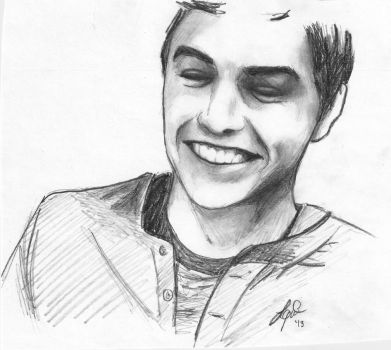 Dave Franco by compoundbreadd
