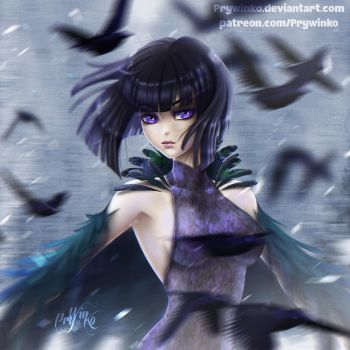Sailor Saturn. NSFW optional by Prywinko