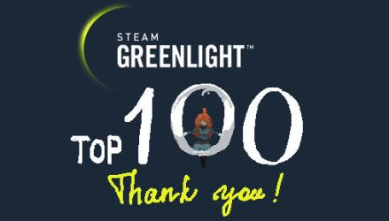 Top 100 in Greenlight Steam by Ketka