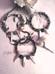 Blessed And Charmed Dragon Slayer Bracelets. by MoonRaiserDragon