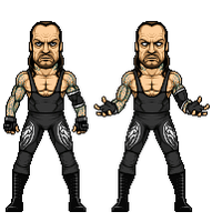 The Undertaker by alexmicroheroes